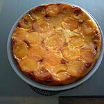 recette Moelleux léger aux abricots au sirop