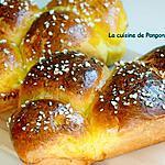 recette Brioche mousseline de Philippe Conticini
