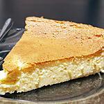 recette Cheesecake Japonais sans gluten