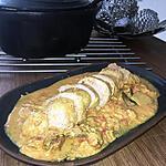 recette Filet mignon au lait de coco, curry et gombos