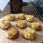 recette Muffins kiwi amande