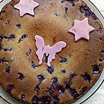 recette gateau fondand chocolat blanc griottes