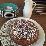 recette Fondant au chocolat praliné