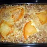 recette Gratin de crozets aux diots et reblochon