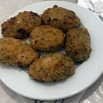 recette Nuggets cordon bleu au four