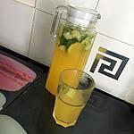recette Orangeade au concombre