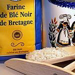 recette L'authentique pâte à galette bretonne au blé noir