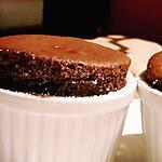 recette Soufflé poire -chocolat qui se prépare à l'avance!!!!