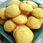 recette Cookies au citron