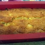 recette Gateau aux pommes sans lait sans beurre