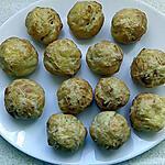 recette petites bouchée de pomme de terre