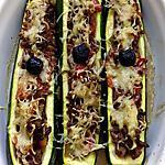 recette courgette a la provençale