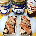 recette Tartine de maquereau à la bière bio bretonne