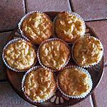 recette Mini cakes au crabe