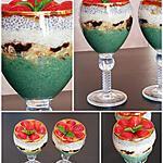 recette Recette dessert 100% vegan avec un plein de protéines et de nutriments