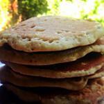 recette Pancakes aux flocons d'avoine