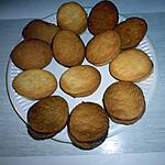 recette Petits sablés et pâte à tartiner chocolat noisette