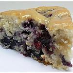 recette Torte bretonne aux bleuets