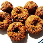 recette Gato pima (croquettes épicées de pois cassés)