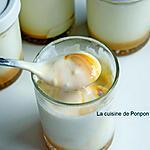 recette Yaourt maison à la confiture de lait