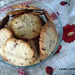 recette cookies aux vermicelles de chocolat