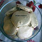 recette Meringues aux pistaches