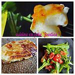 recette Galettes de pomme de terre ,fromage coulant de cyril lignac