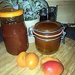 recette Confiture d'abricot au basilic
