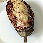 recette aubergine gratinée