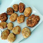 recette NUGGETS DE VOLAILLE AUX PETITS CARRES FRAIS