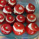 recette Tomate farcies au cabécou