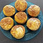 recette muffins façon omelette poivron poulet