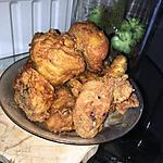 recette Poulet frit soul food