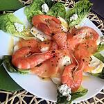recette Salade de la mer au boursin