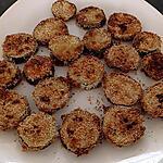 recette courgettes panée