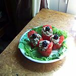 recette Mes tomates à l ' antiboise