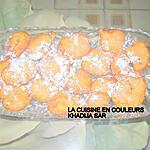 recette Beignets légers à la noix de coco
