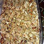recette Gratin langue d'oiseaux ou rizoni au poulet rôti