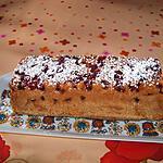 recette Cake aux cerises