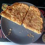 recette Tarte aux pommes au gingembre