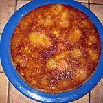 recette Gâteau aux abricots simple et  rapide