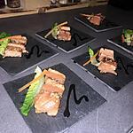 recette Tataki de saumon