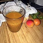 recette Nectar d'abricot