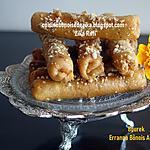 recette Bourek erranna, authentiques cigares aux noix-Terroir Bônois