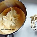 recette Chantilly hyper légère, sans matière grasse, avec de l'eau et du café!! Vegan