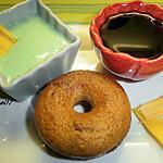 recette Petits gâteaux citron-cacao