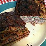 recette Cake au Saumon fumé et Jambon fumé