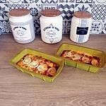 recette Cake courgettes jambon chorizo