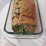 recette Cake brocoli et jambon cru