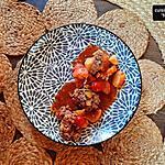 recette Kafta bil saniyeh  ( recette libanaise à ma façon et light, zéro gras  )